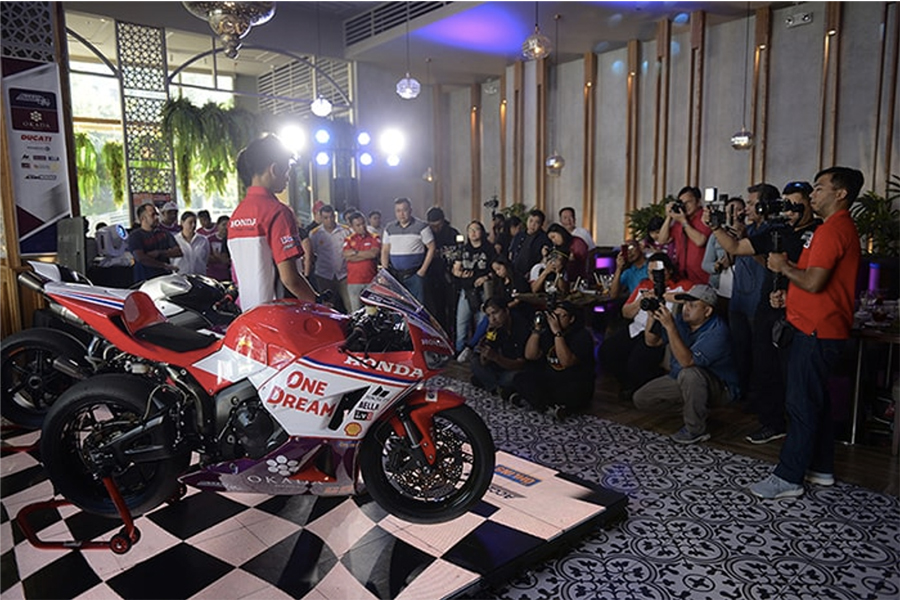 Honda Philippines Takes on ARRC SS600 With Troy Alberto and Access Plus Racing