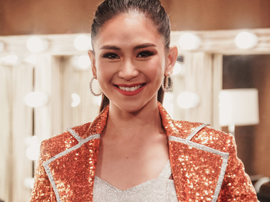 Sarah Geronimo Joins TNT as Its Newest Endorser