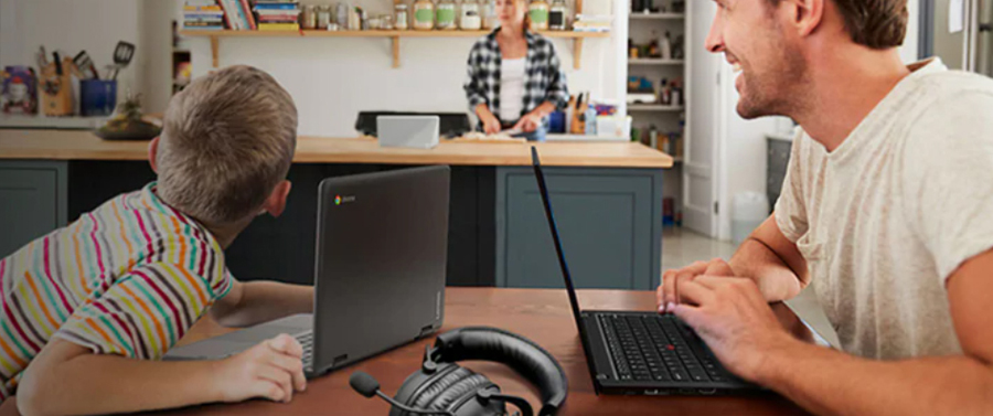 Lenovo Study Reveals Smarter Technology Fuels Remote Working
