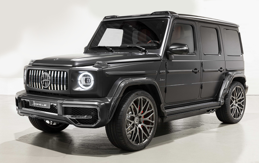 HOFELE HG Sport – Based on the Mercedes-Benz G63 AMG