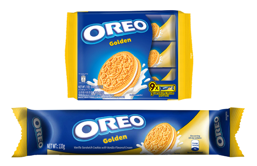 Enjoy a Golden Summer and #MakeEveryMomentPlayful at Home with #GoldenOREO!