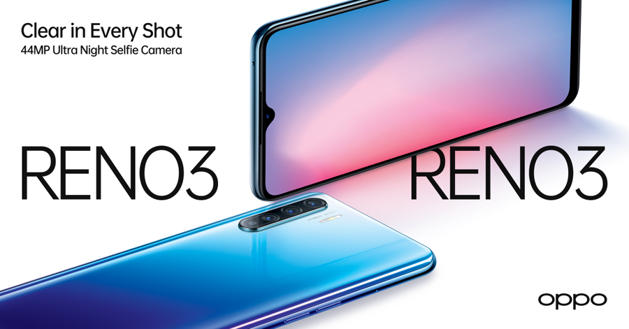 OPPO Reno3 Series Now Officially Available in PH