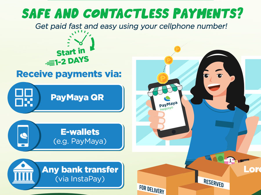 PayMaya Launches 'Negosyo' App for MSMEs and Entrepreneurs to Easily Accept QR, Online Payments