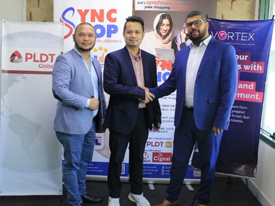 Overseas Filipinos to Benefit From PLDT Global, UAE-Based E-Commerce Platform Syncshop Partnership