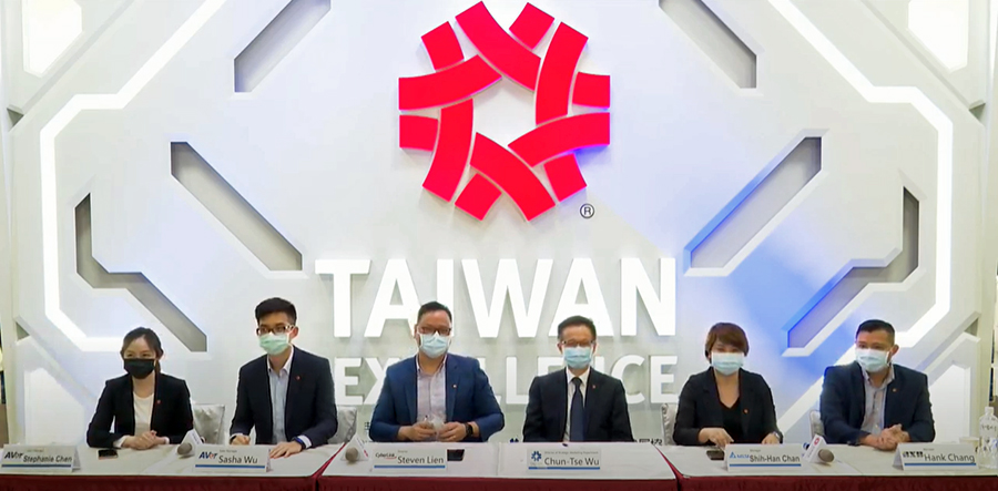 Taiwan Excellence Brings in Remote Video Conferencing and Education Appliances and Solutions for the Growing Remote Work & Study Trend