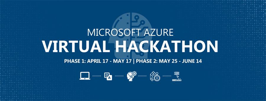 Microsoft Azure Virtual Hackathon to Create Innovative Solutions Using Artificial Intelligence