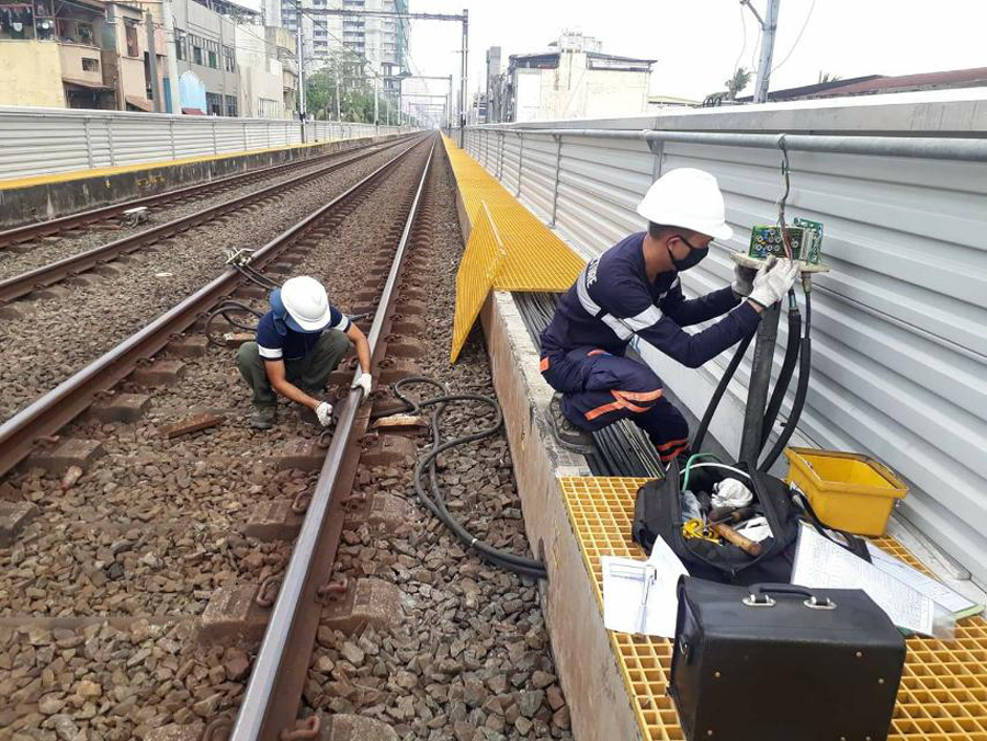 LRMC Resumes Limited Works on LRT-1 Cavite Extension