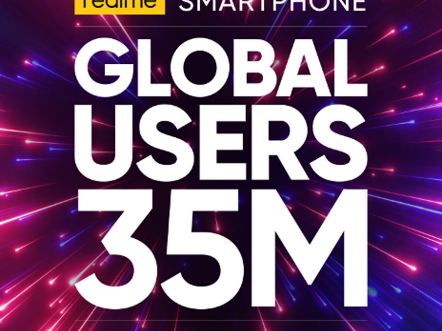 Realme Sold 10 Million Smartphones in Four Months, Now Has 35 Million Users Worldwide