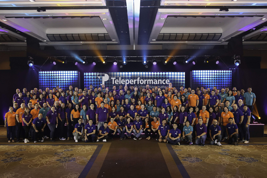Teleperformance Philippines Is Certified Great Place to Work for Third Year in a Row