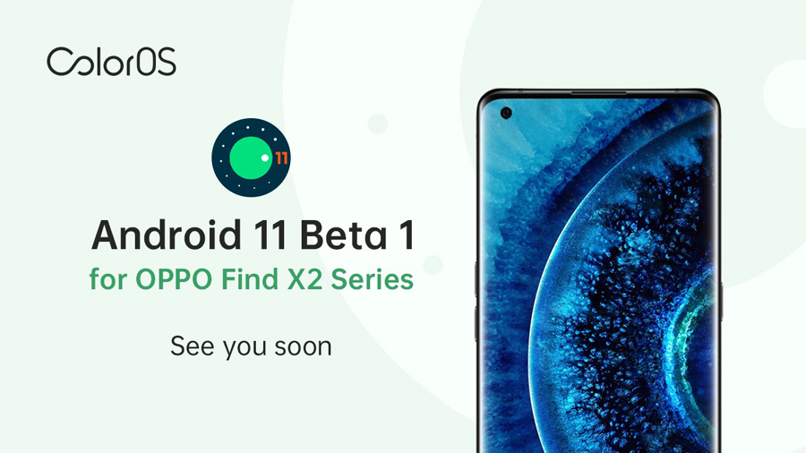 OPPO's Android-based ColorOS Shares Android 11 Beta Exclusive Preview on the Find X2 Pro in PH this June 2020