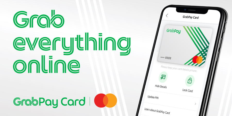 Grab Releases Digital-First Grabpay Card in the Philippines Powered by Mastercard