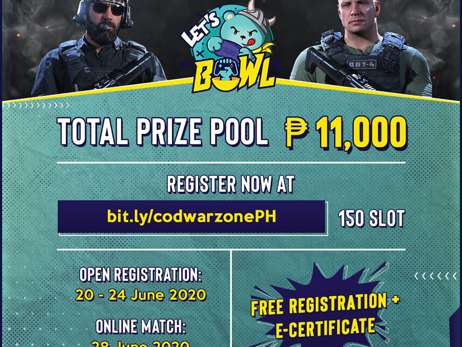 BOW.L Call of Duty: Warzone  Community Tournament Philippines