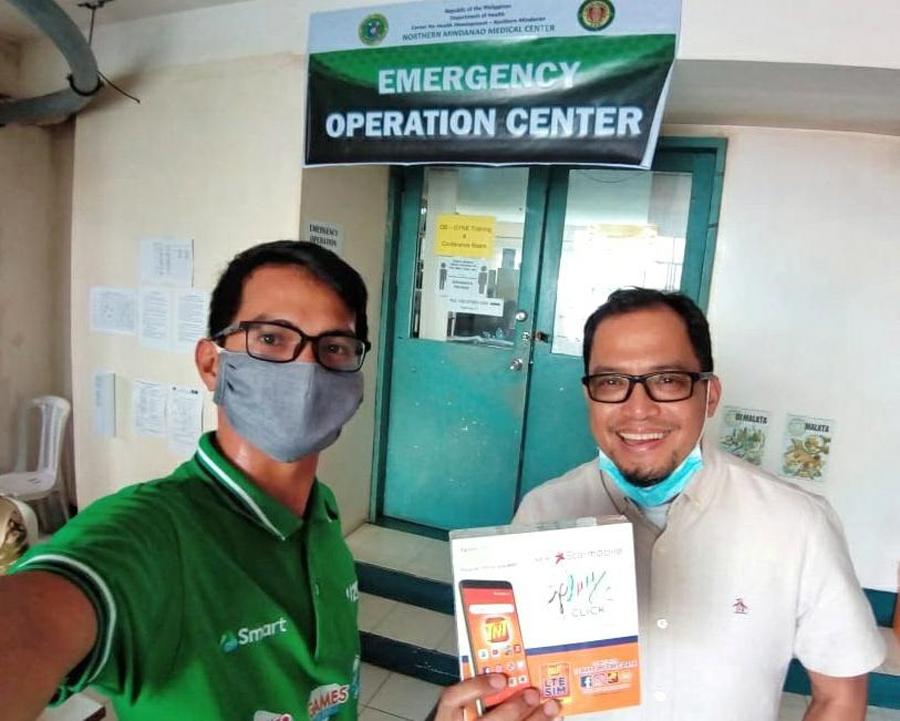 Teleconsultation Helps Non-COVID Patients in Mindanao