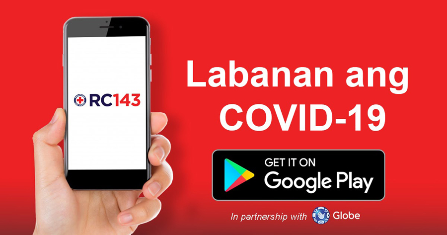 COVID-19 Response App RC143 Now FREE For All Globe/TM Subscribers