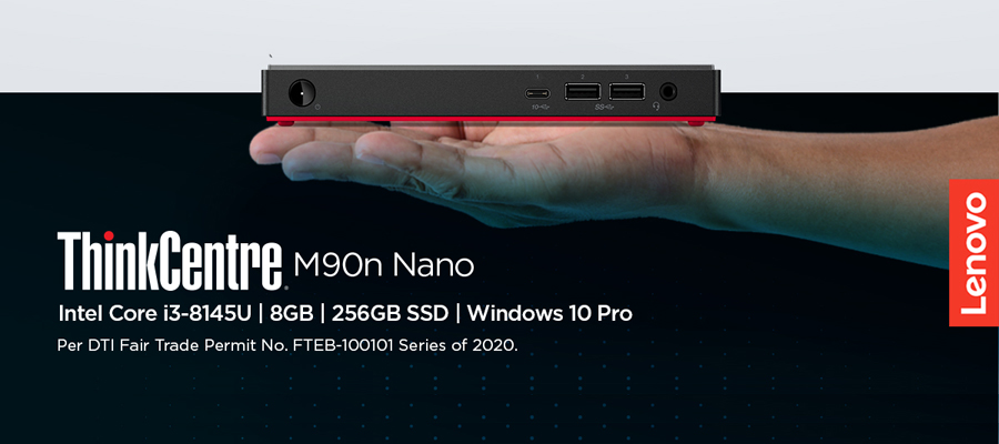 Lenovo Rolls out Special ThinkCentre WFH Productivity Bundles