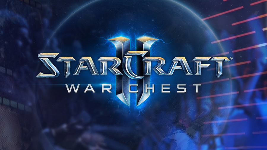 The StarCraft II War Chest is Here!