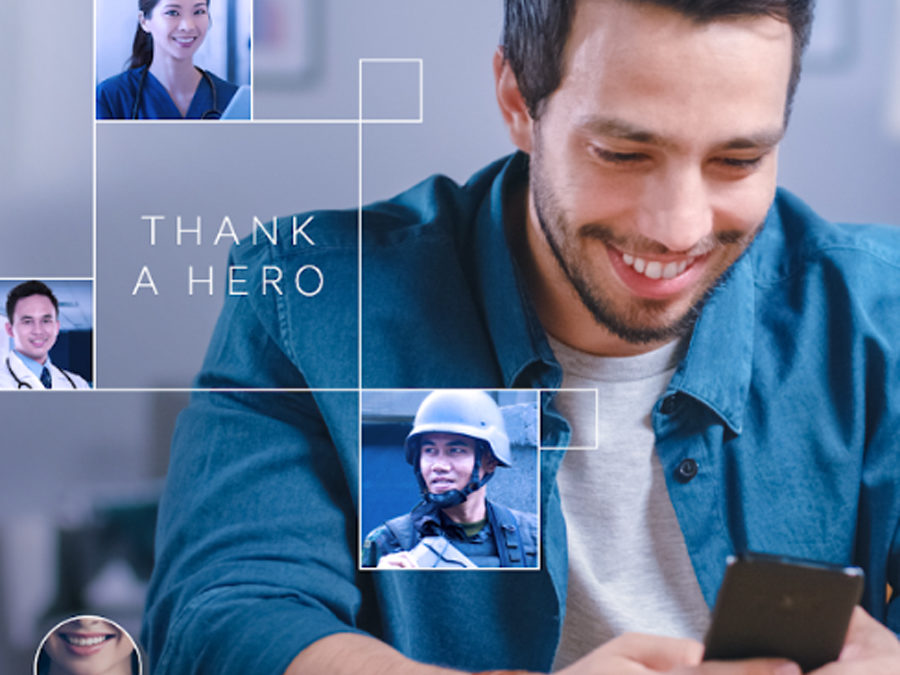 Globe Platinum Customers Send Tokens of Gratitude to Frontliners through their Digital Assistant, Thea