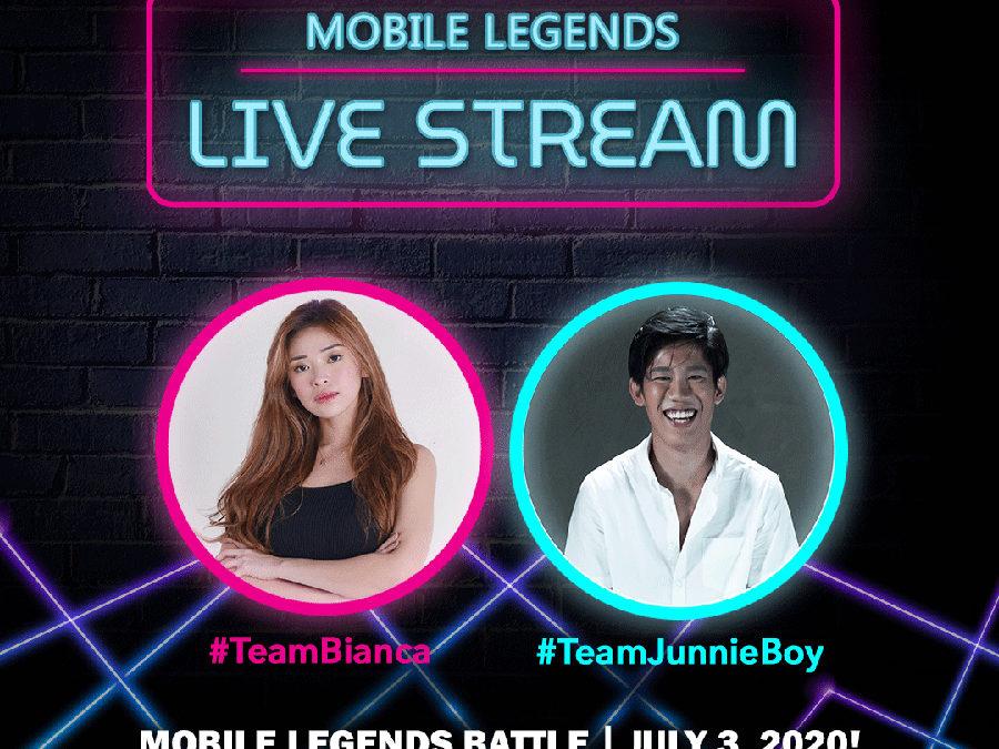 Vivo Mobile Legends Event Hosts Gaming Vloggers' Face-Off, July 3