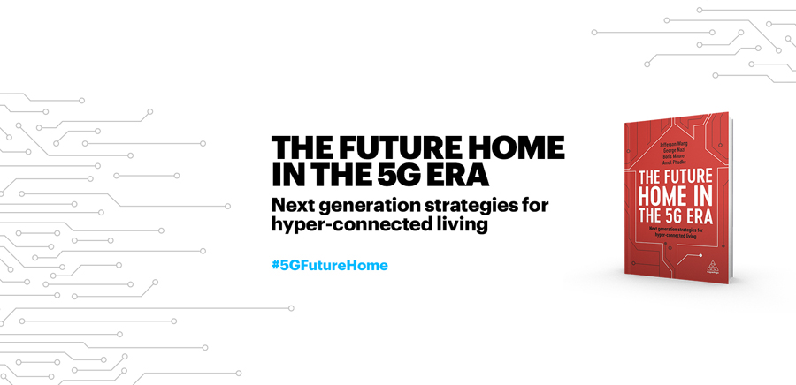 Communications Service Providers Hold the Key to Unlock the Future Home Ecosystem, According to New Book from Accenture