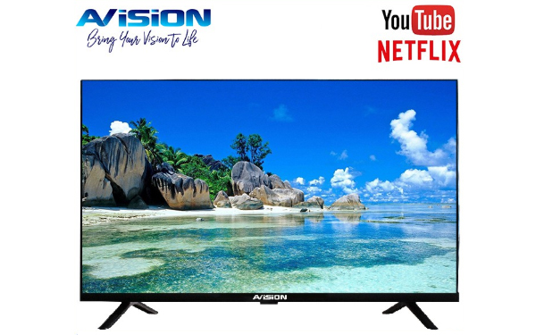 The Avision 32-inch Frameless Smart Digital TV is only P6,999 at Shopee