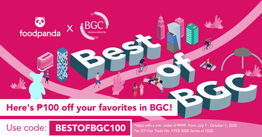 Indulge in the Best of BGC With Exclusive Dining Deals From Foodpanda