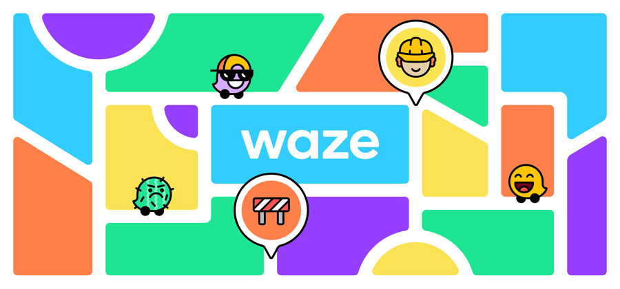 Reconnecting People On The Road With Waze's New Look
