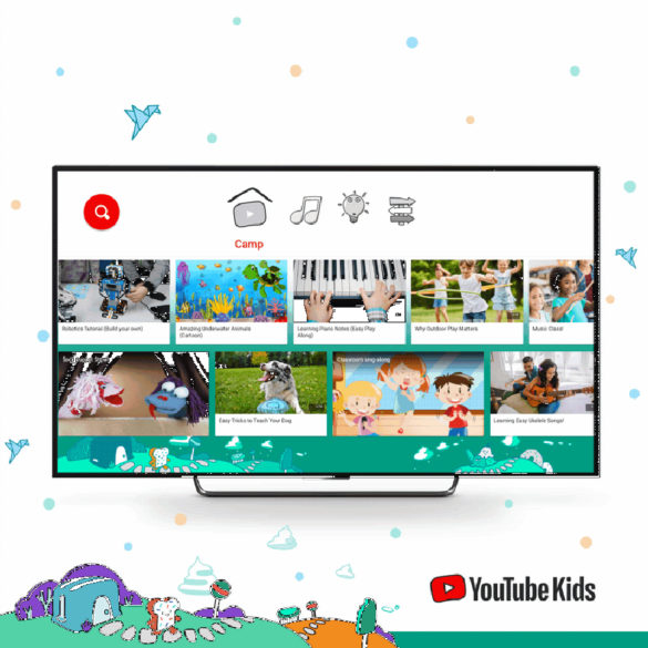 Over 100 Movies and Specials Arrive for 'After School' With YouTube Kids