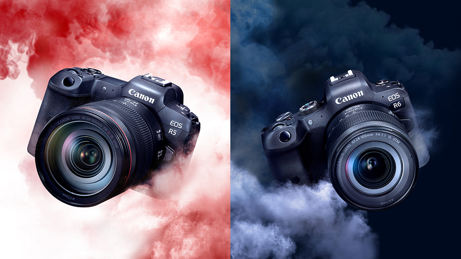 Canon Raises the Bar in Videography with Its Two New EOS R-series Full-Frame Mirrorless Cameras