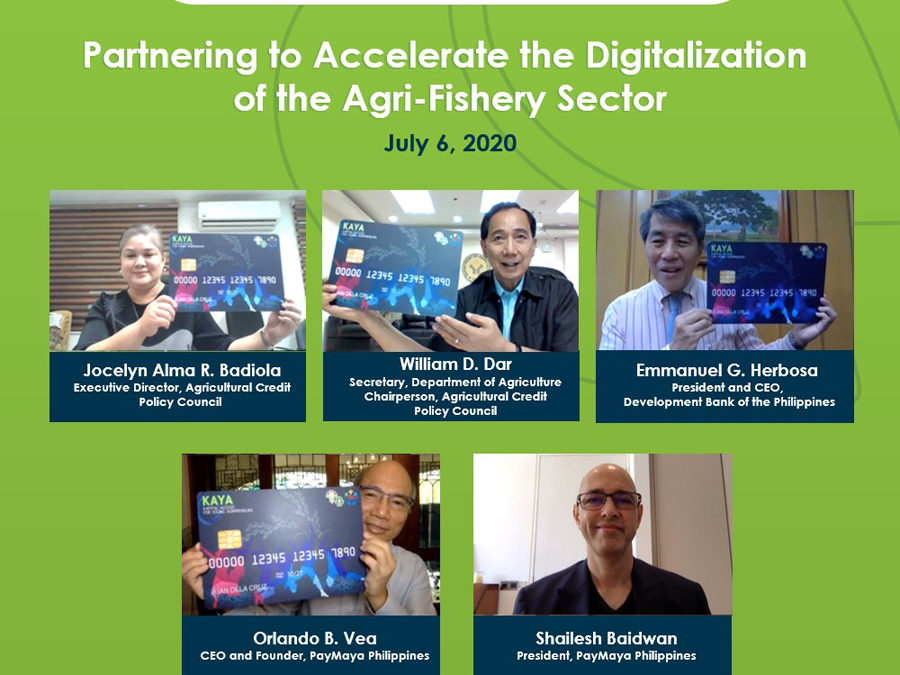 PayMaya Enables Department of Agriculture's Loan Program for 'Young Agripreneurs'