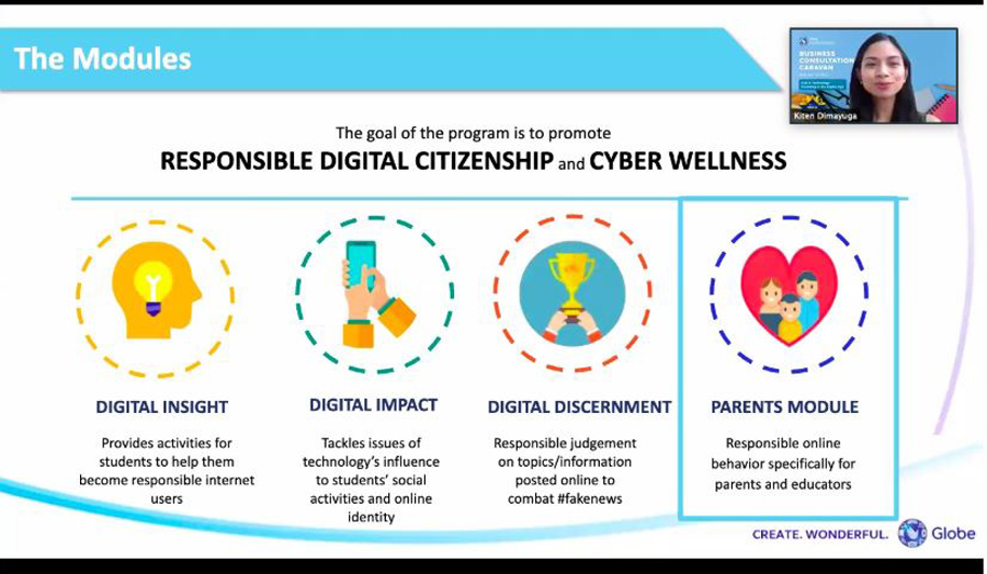 Globe Encourages Parents and Kids to Be Responsible Digital Citizens