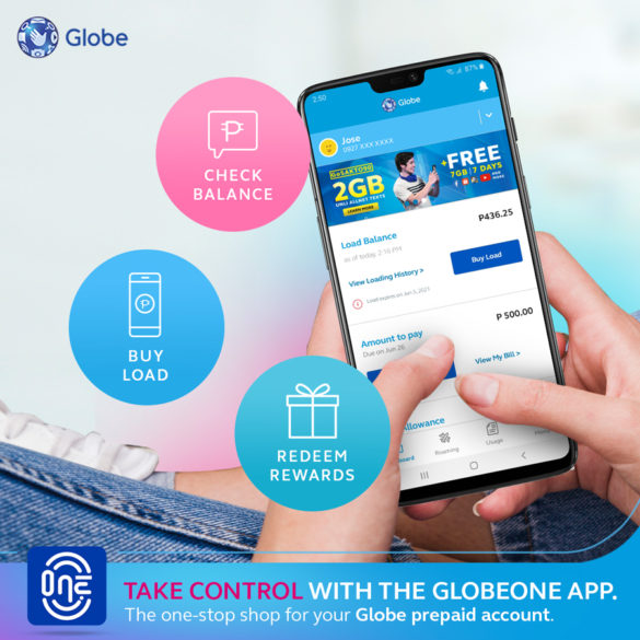 Make Life Easier With GlobeOne and Globe at Home Apps