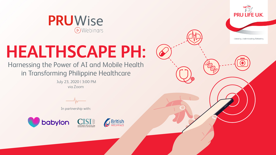 Pru Life UK, Industry Partners Promote Mobile Health and AI to Augment Healthcare in the Philippines