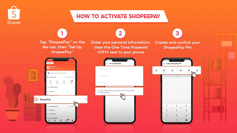 Achieve the Perfect Work-from-Home Setup with Shopee