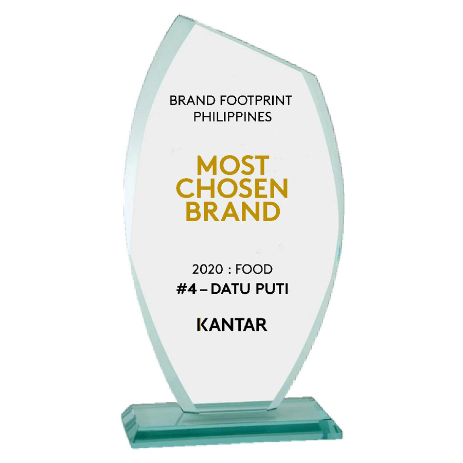 Datu Puti and Silver Swan Remain Among the Most Chosen Food Brands in 2019