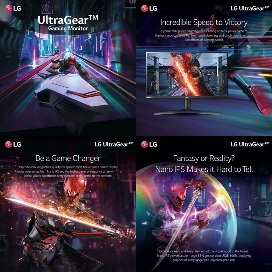 LG's UltraWide and UltraGear Line of Monitors Bring Your Work From Home Setup to the Next Level