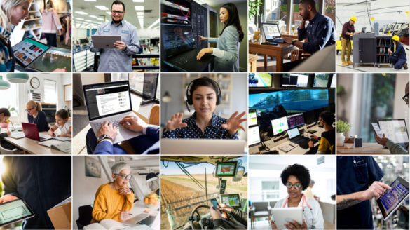 Microsoft to Help 25 Million People Worldwide Acquire New Digital Skills Needed for the COVID-19 Economy