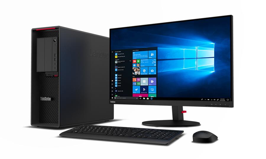 Lenovo ThinkStation P620: World's First AMD Ryzen Threadripper PRO Workstation