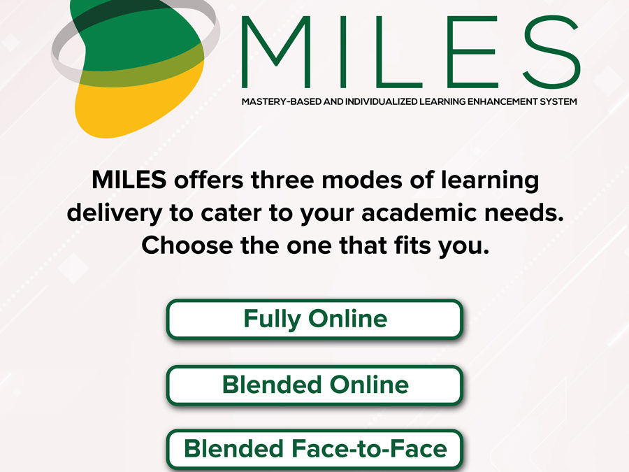 MILES Ahead: FEU Tech Launches Inclusive Mastery E-Learning Platform for the Unconnected