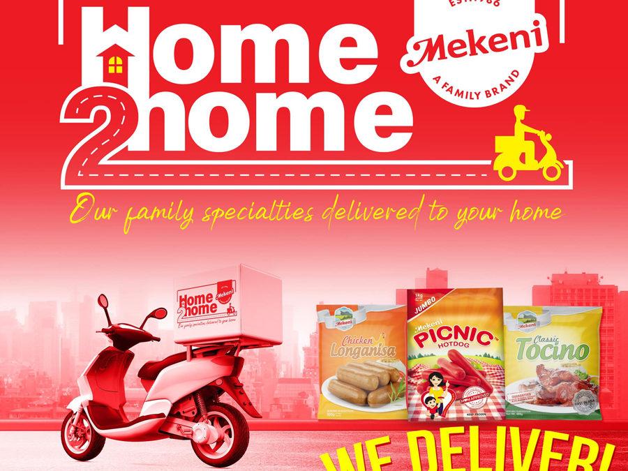 Mekeni's Home2Home, E-Partner Reselling Program Aid Micropreneurs