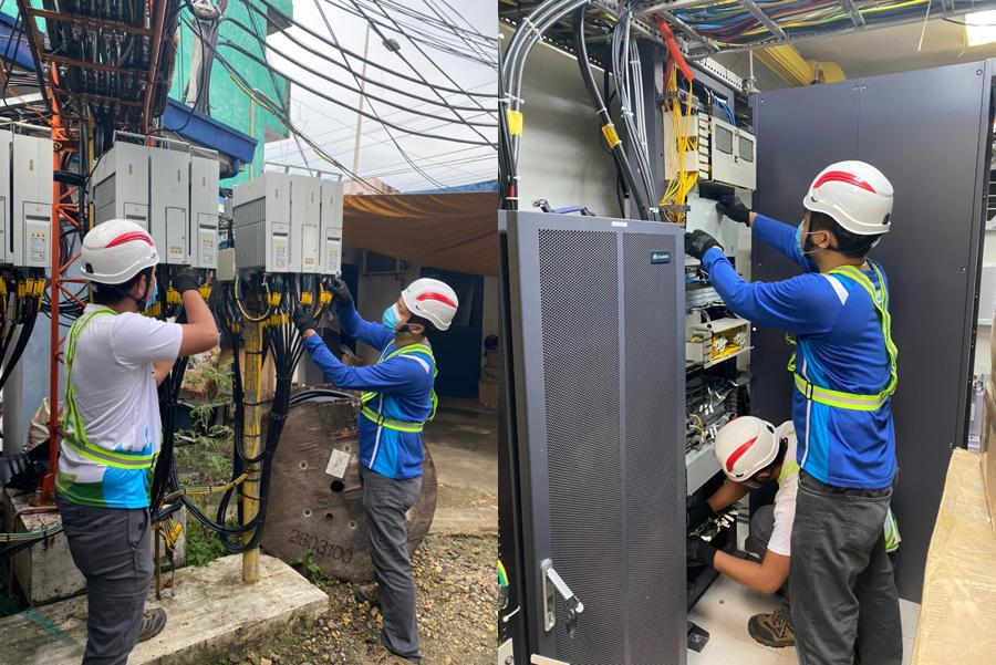 PLDT, Smart Boost Bohol Connectivity