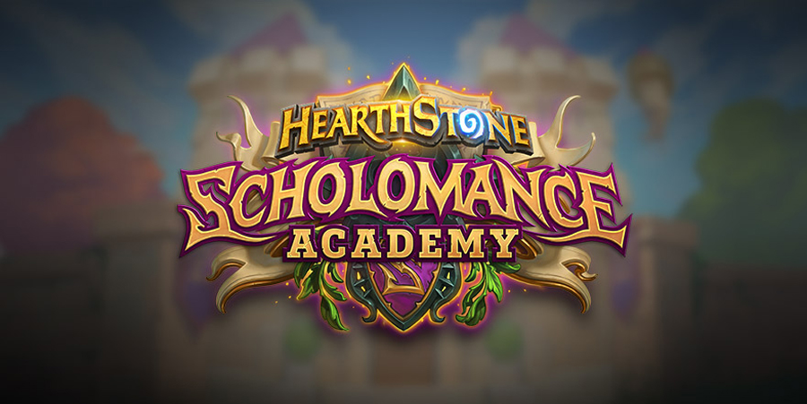 Prepare to Get Schooled in Hearthstone's New Expansion— Enrollment in Scholomance AcademyTM Begins Early August!