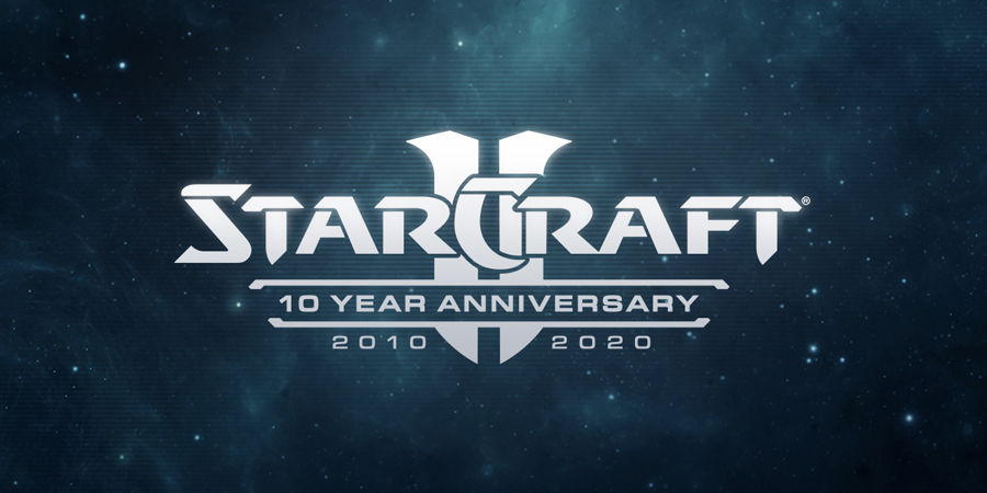 Celebrate a Decade of StarCraft II With Our 10th Anniversary Update—Now Live!