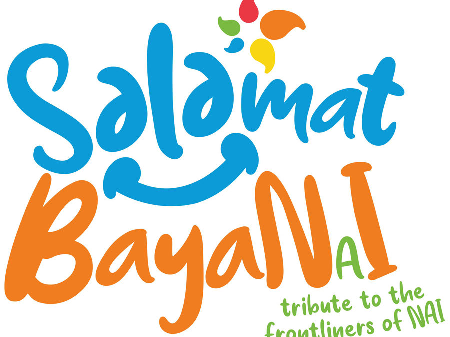 NutriAsia Kids Pay Tribute to Hardworking Frontliners With  Salamat Salamat BayaNAI Program