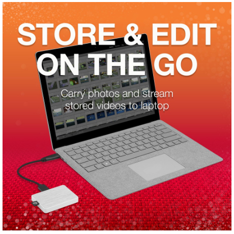 Seagate One Touch at Shopee