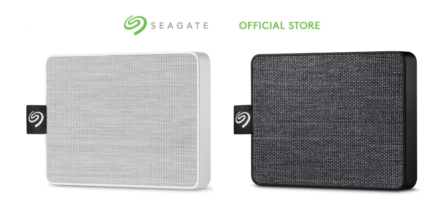 Shopee gadget must-haves: 5 Reasons to Buy a Seagate One Touch Ultra Small portable SSD drive