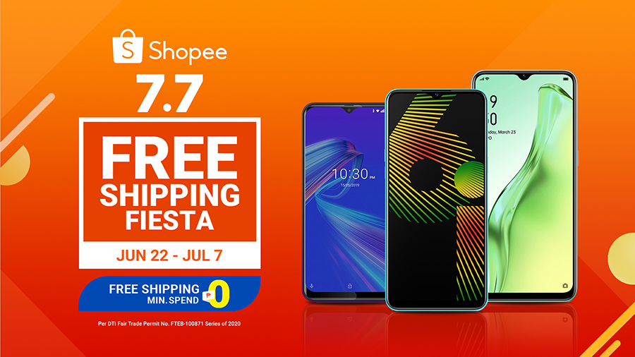 Grab These Amazing Smartphones for Less than ₱10,000 on Shopee's 7.7 Sale