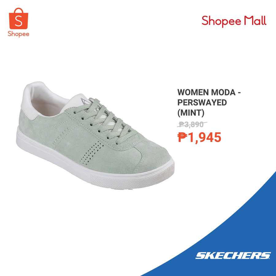 Complete Your OOTD Look with These Stylish Yet Comfy Shoes from Skechers at Shopee's 8.8 Fashion Sale