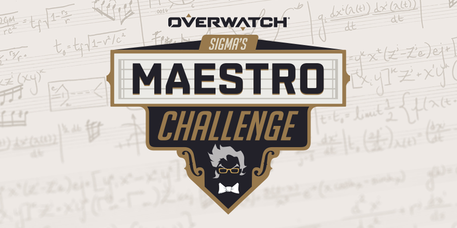 Overwatch Take the Stage in Sigma's Maestro Challenge!