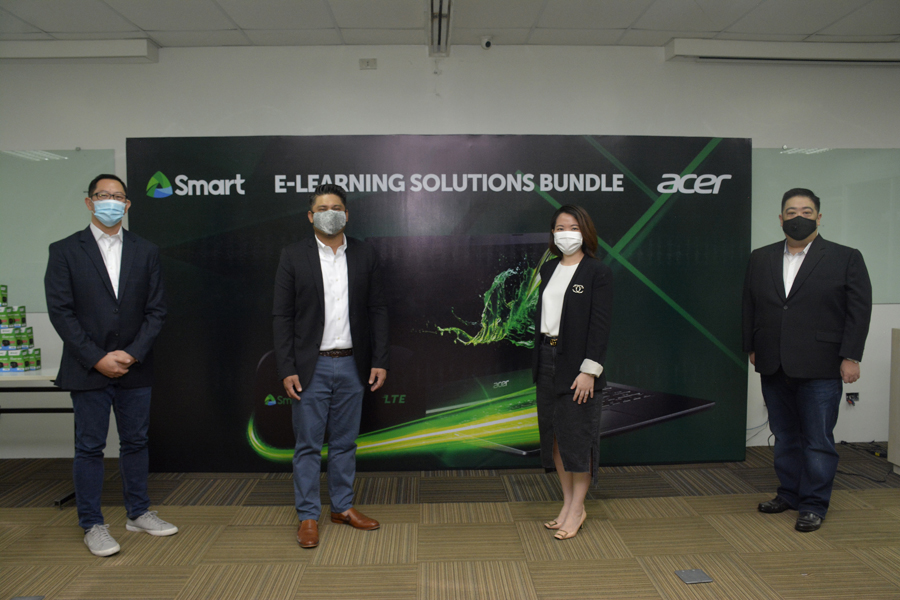 Smart Partners With Acer for DepEd-Compliant E-Learning Tools
