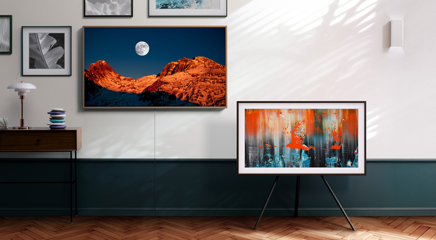 The Frame: Samsung Brings Together the Complete TV Experience and Art Appreciation